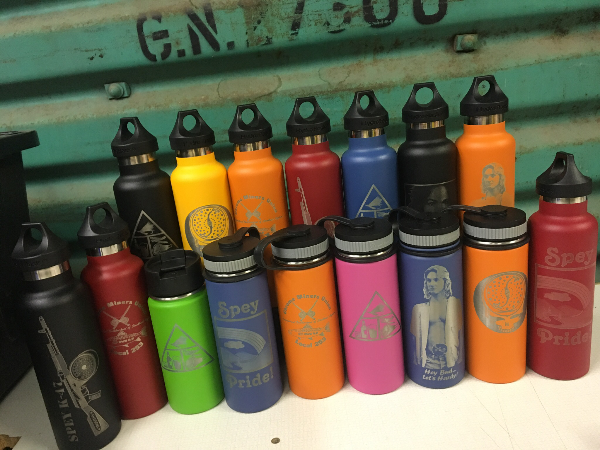 $11 engraved Hydro Flask Clearance Items