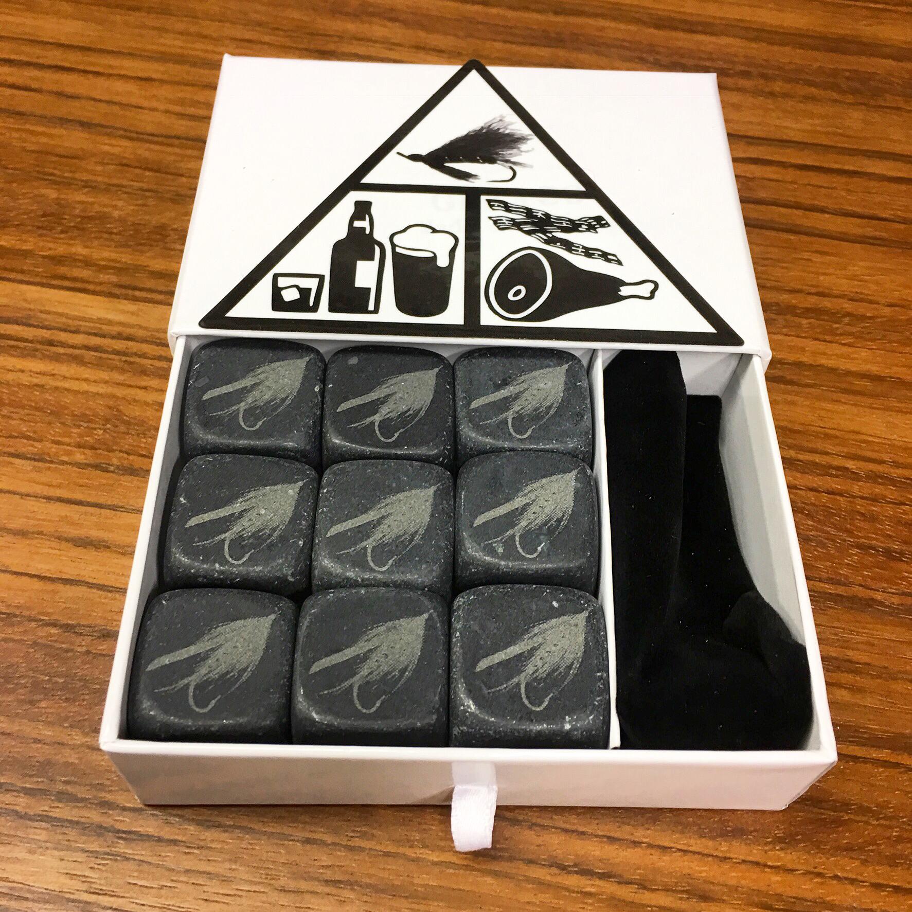 Stone Whiskey Cubes