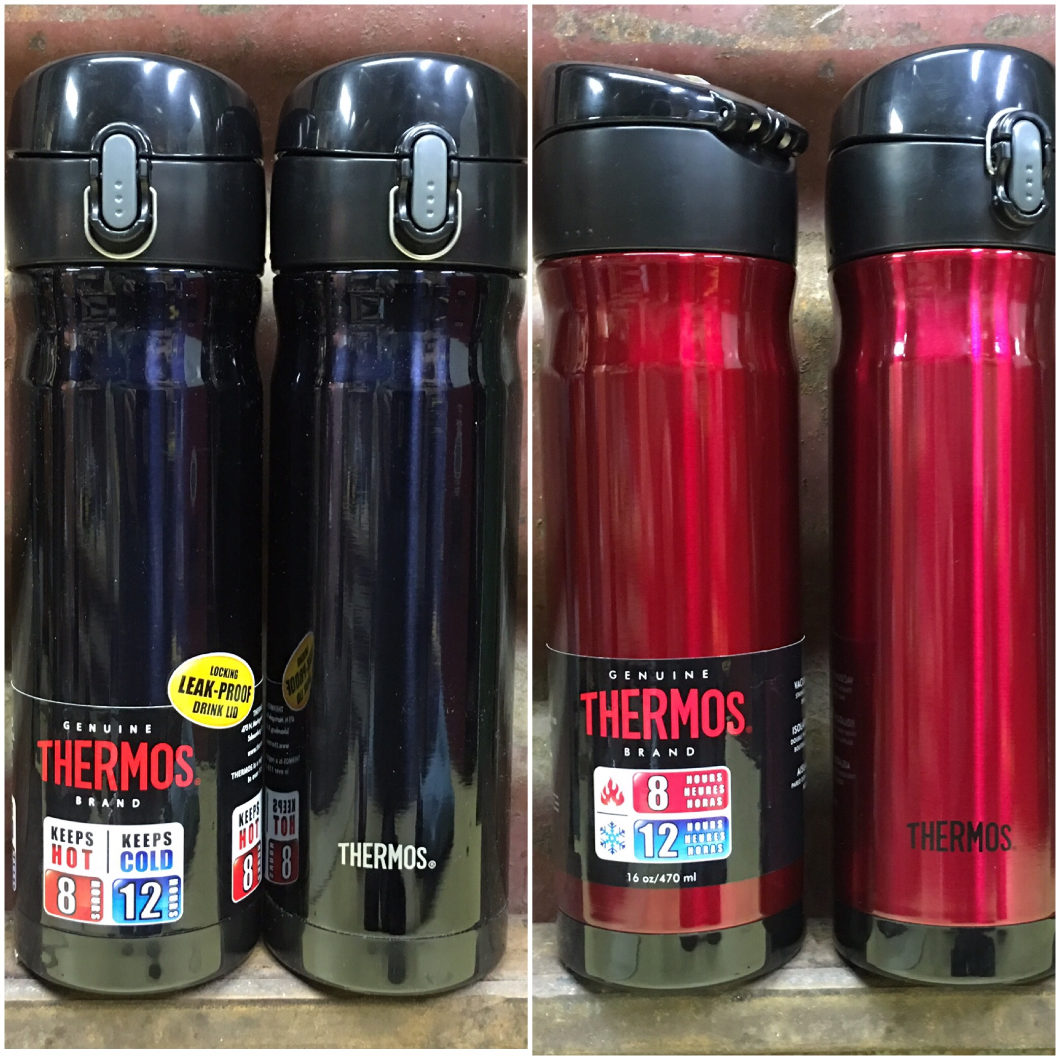 Thermos Commuter Bottle 16oz